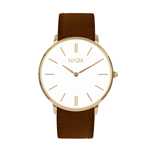 Noble Gold Matte | 40MM