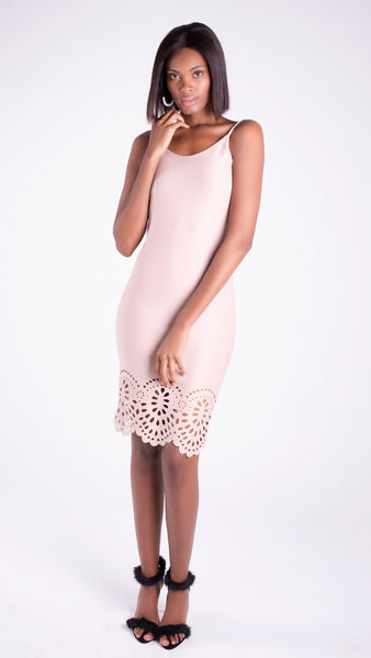 Mbeya Backless Bodycon