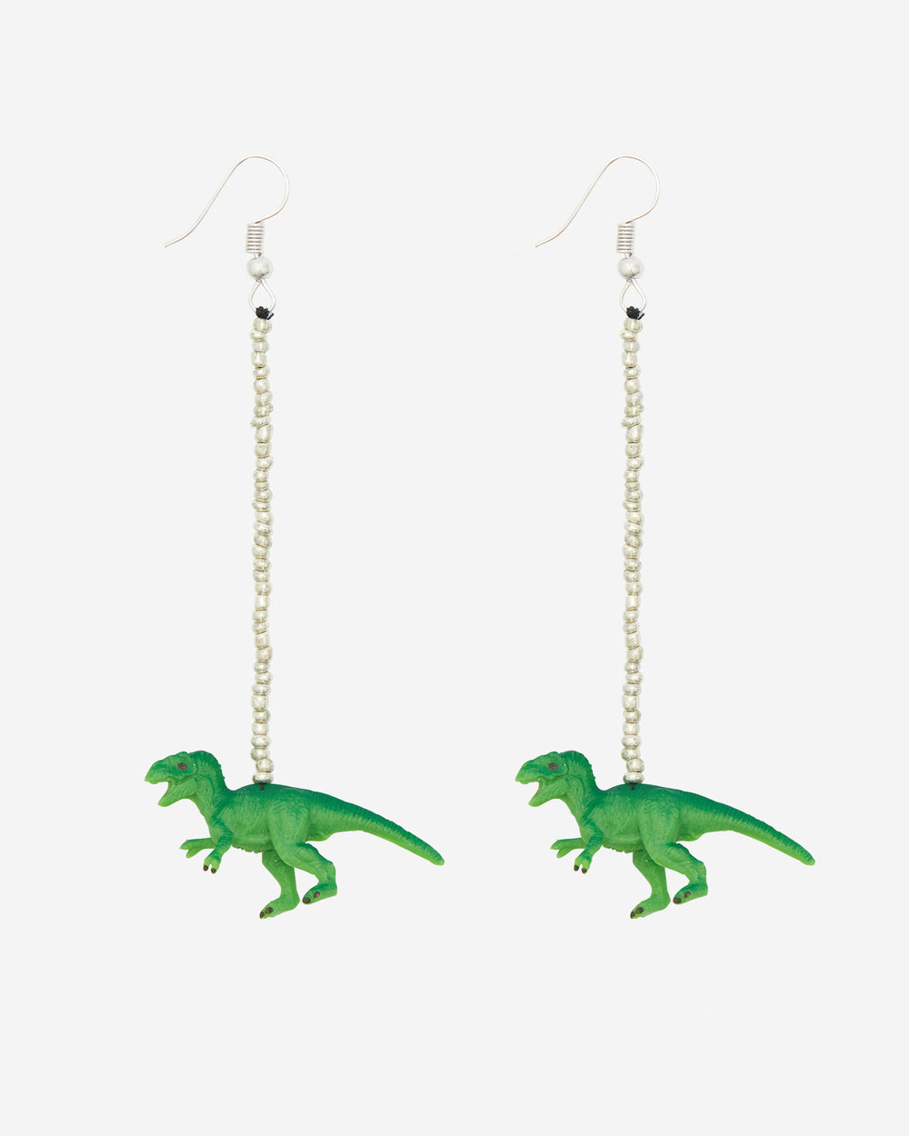 T-Rex Hanging Earrings