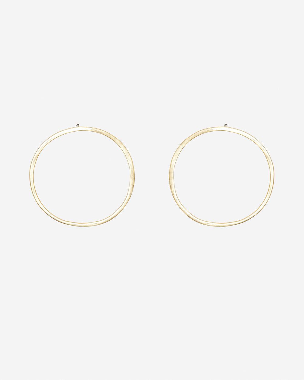Circle (Loop 3) Earrings
