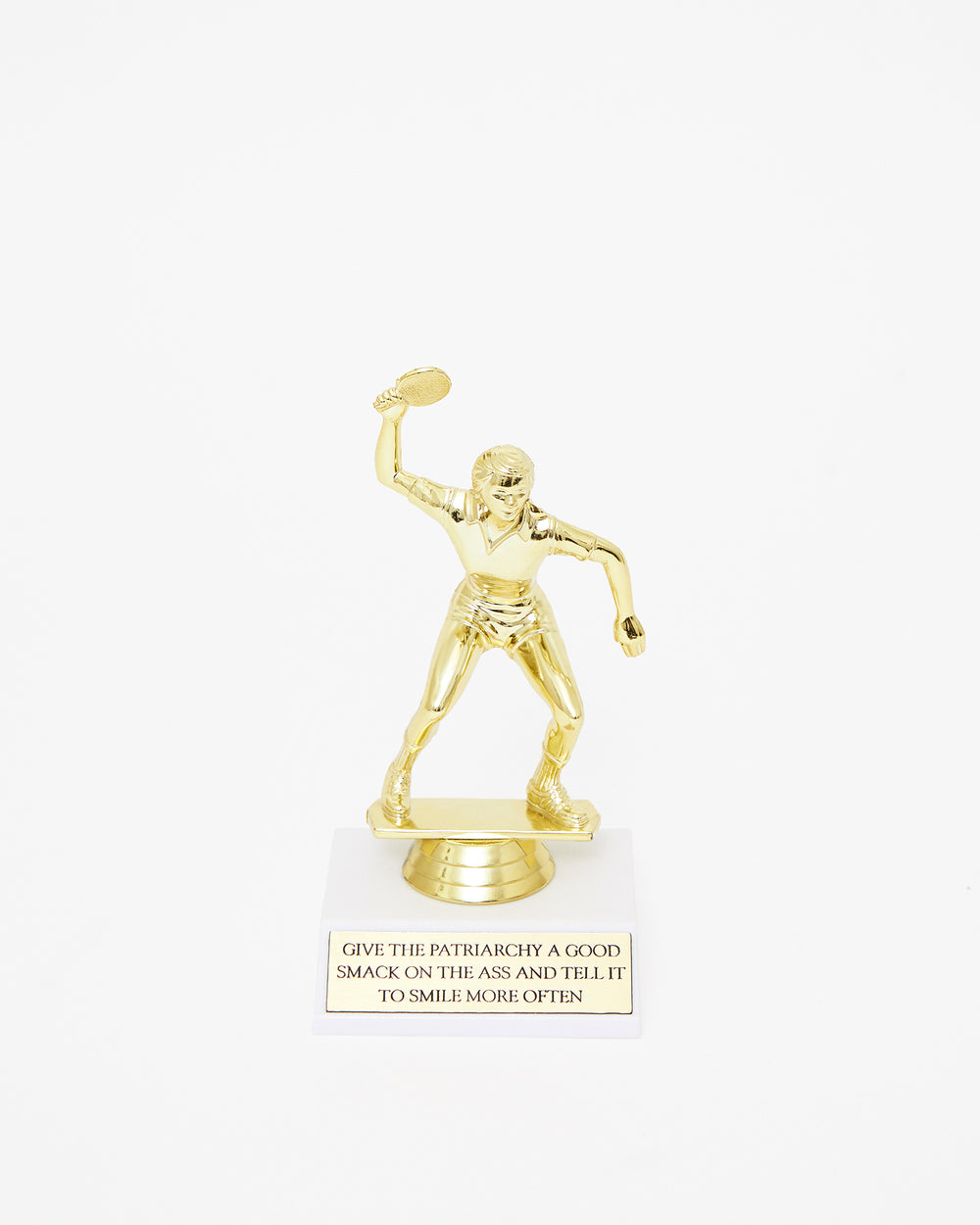 Smack the Patriarchy's Ass Trophy