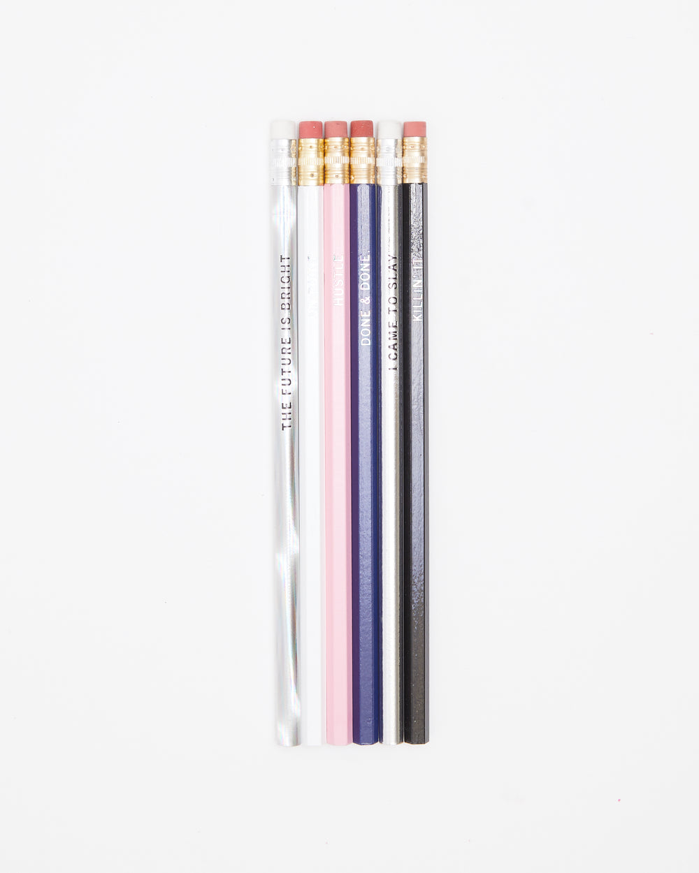 Wildflower + Co Pencil Sets