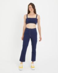 Sylvia Denim Pants