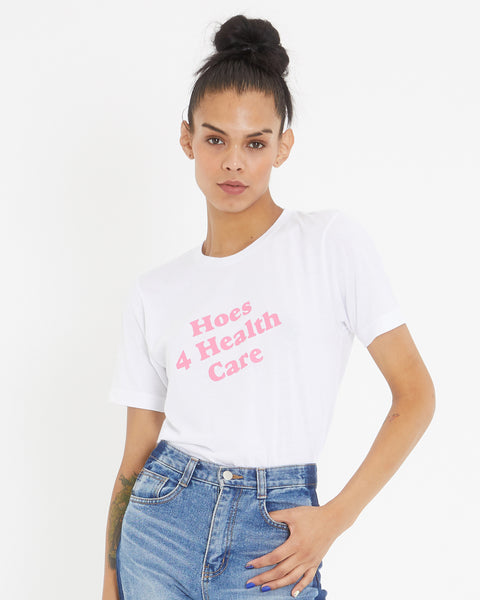 Hoes 4 Healthcare Tee