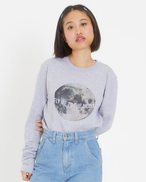 Fly Me to the Moon Tee