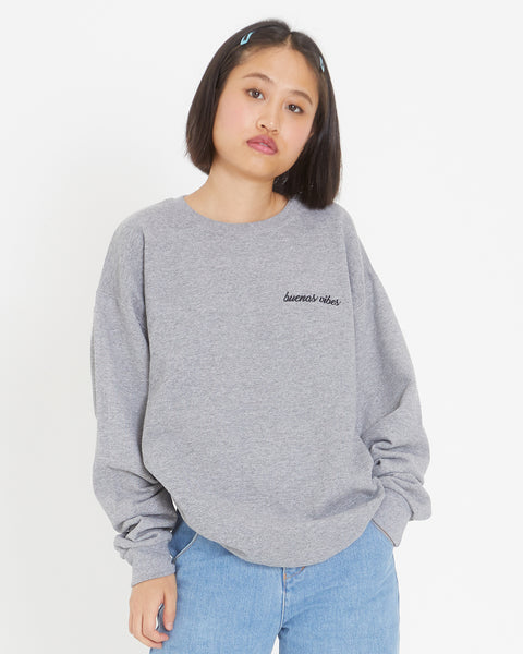 Buenas Vibes Pullover
