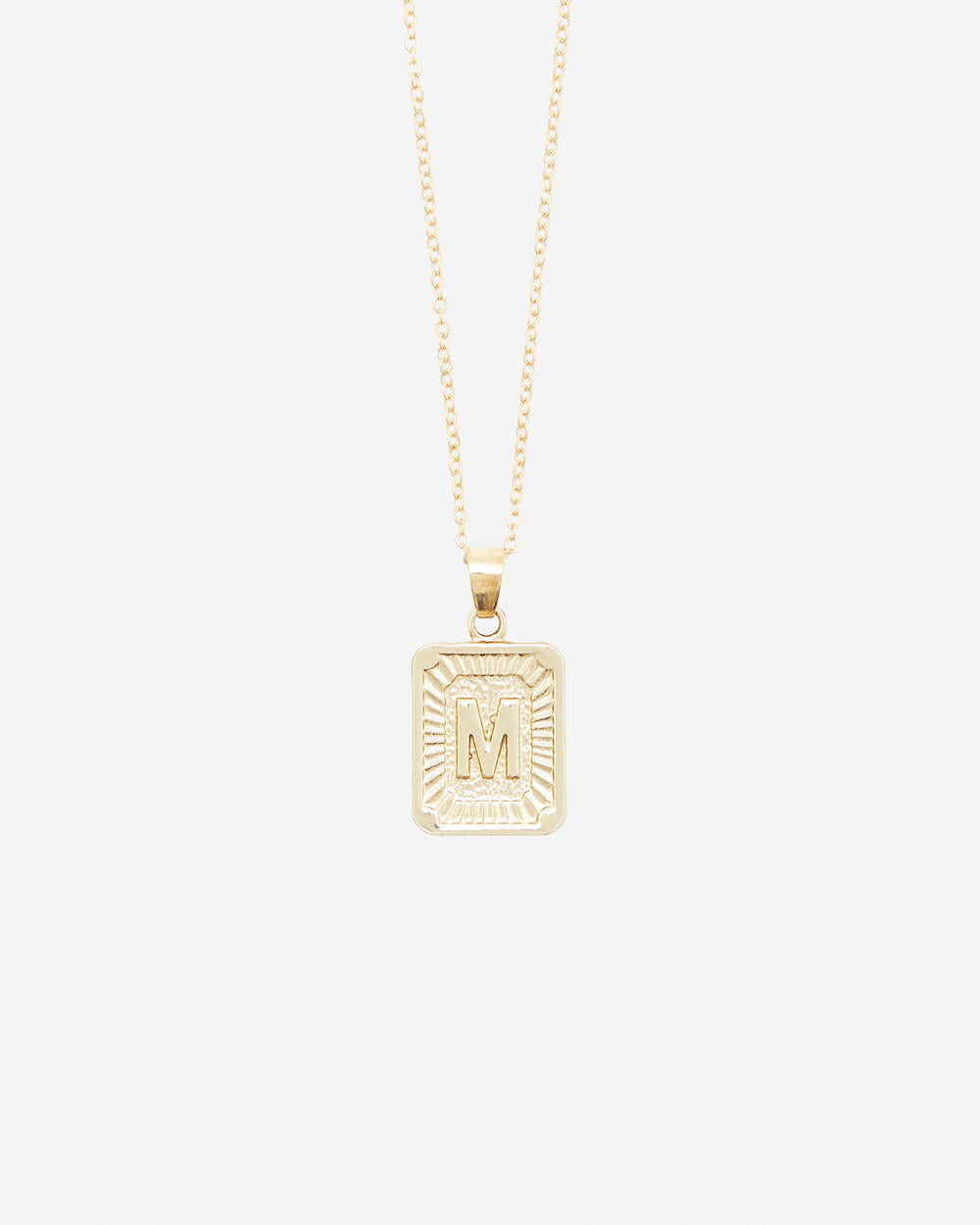 Luxe Initial Necklace