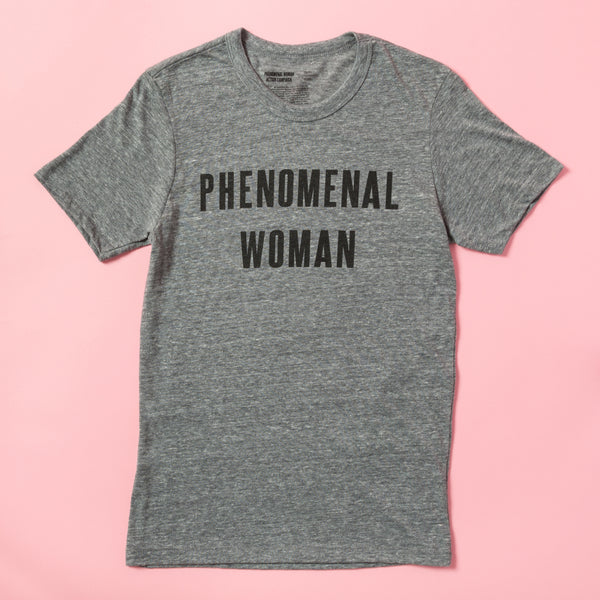 Phenomenal Woman T Shirt