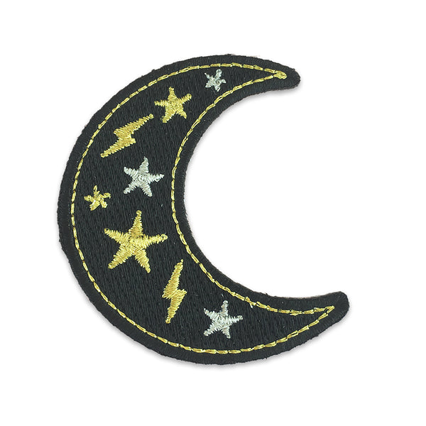 Crescent Moon Patch