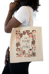 The Future Is Female Tote Bag