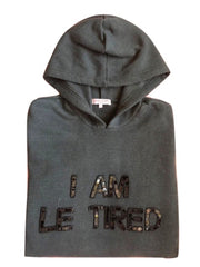 Le Tired Oversized Hoodie