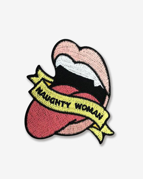 Naughty Woman Patch