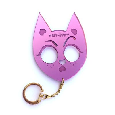Pretty Kitty Keychain