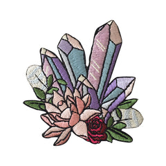 Crystal Cluster Patch