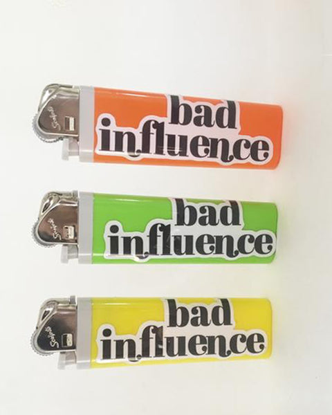 Bad Influence Lighter