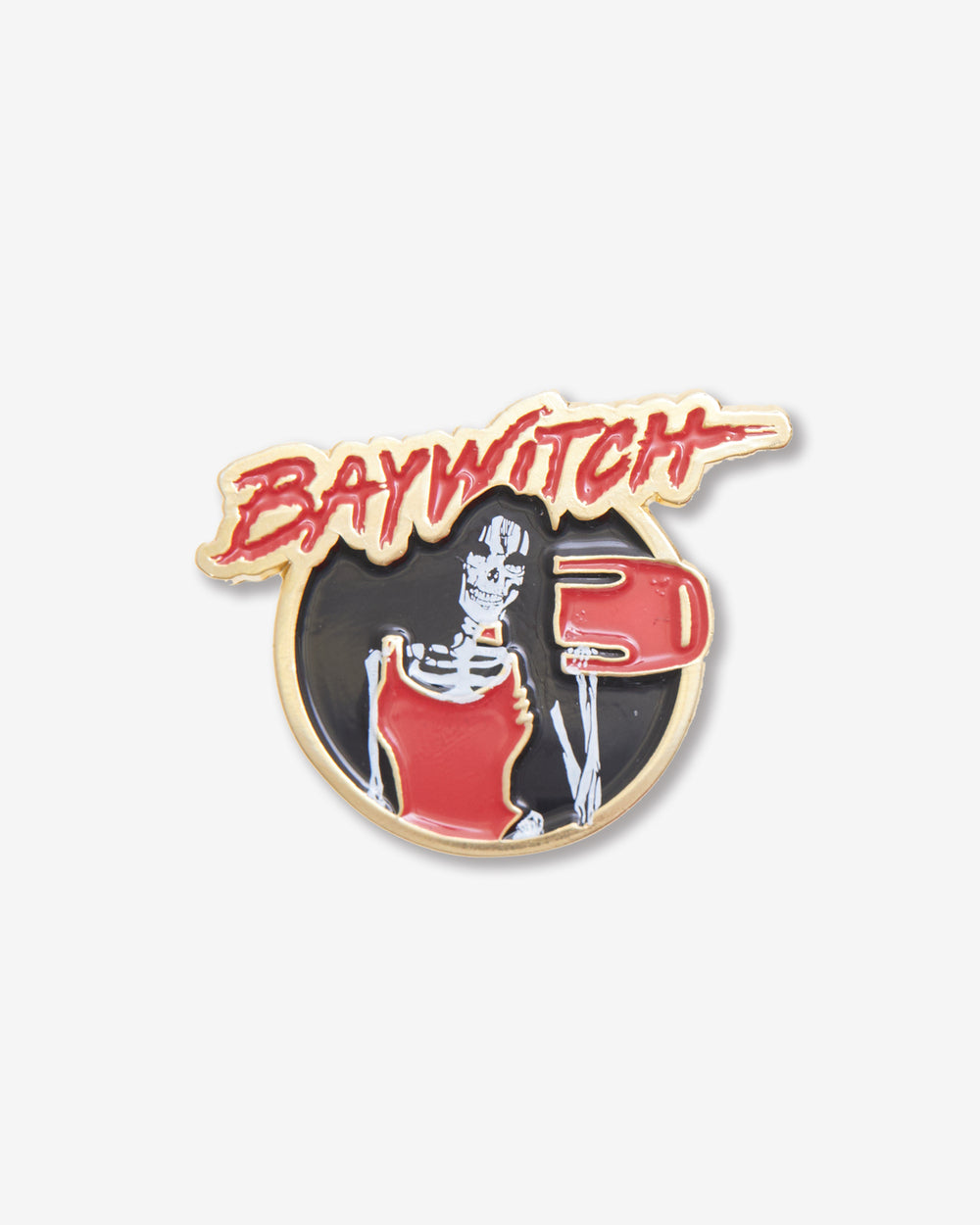 Baywitch Enamel Pin