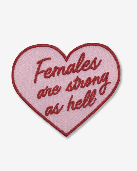 Females Are Strong As Hell Patch