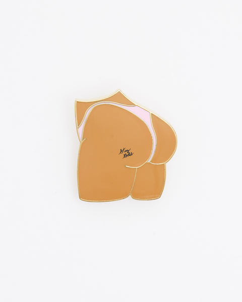 Stay Gold Thong Pin