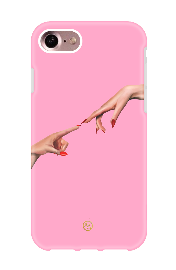 God is a Girl (Shockproof Phone Case)