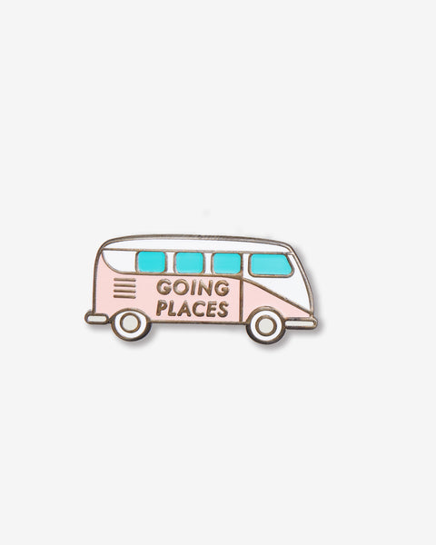 Going Places Pin