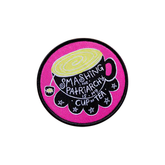 Cup of Tea Patch