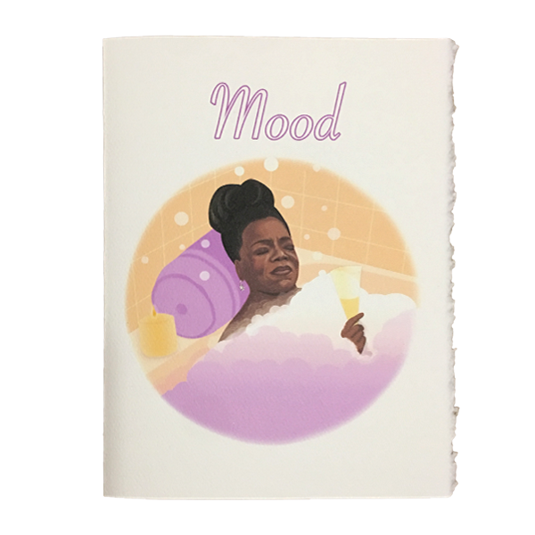 Oprah Mood Card