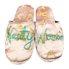 Nasty Woman Slippers