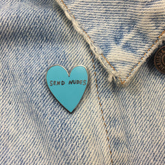 Send Nudes Pin