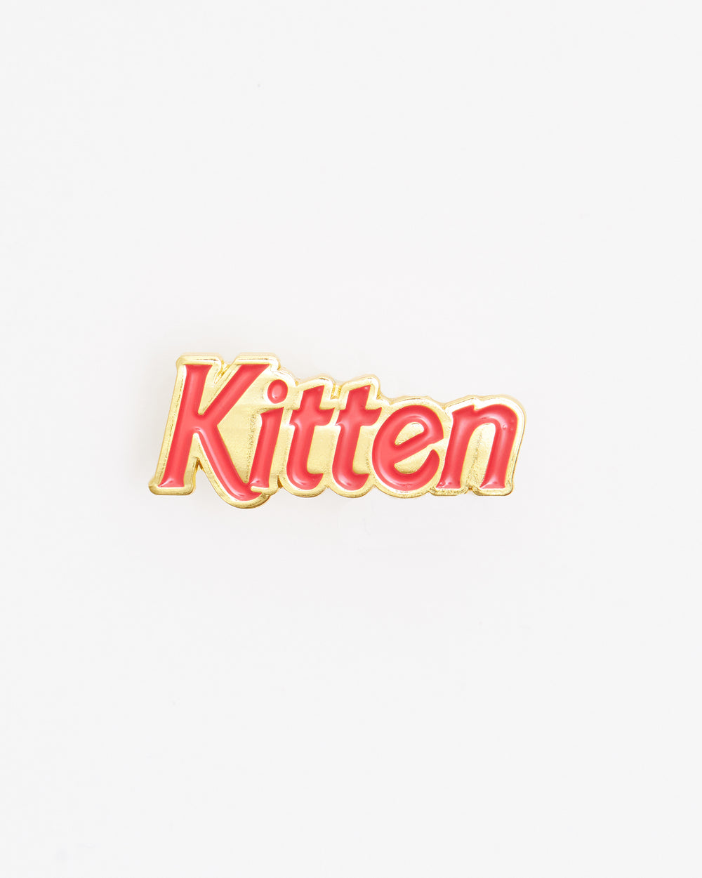 Red Kitten Pin