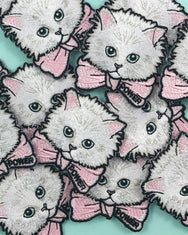 Pussy Power Kitty Patch