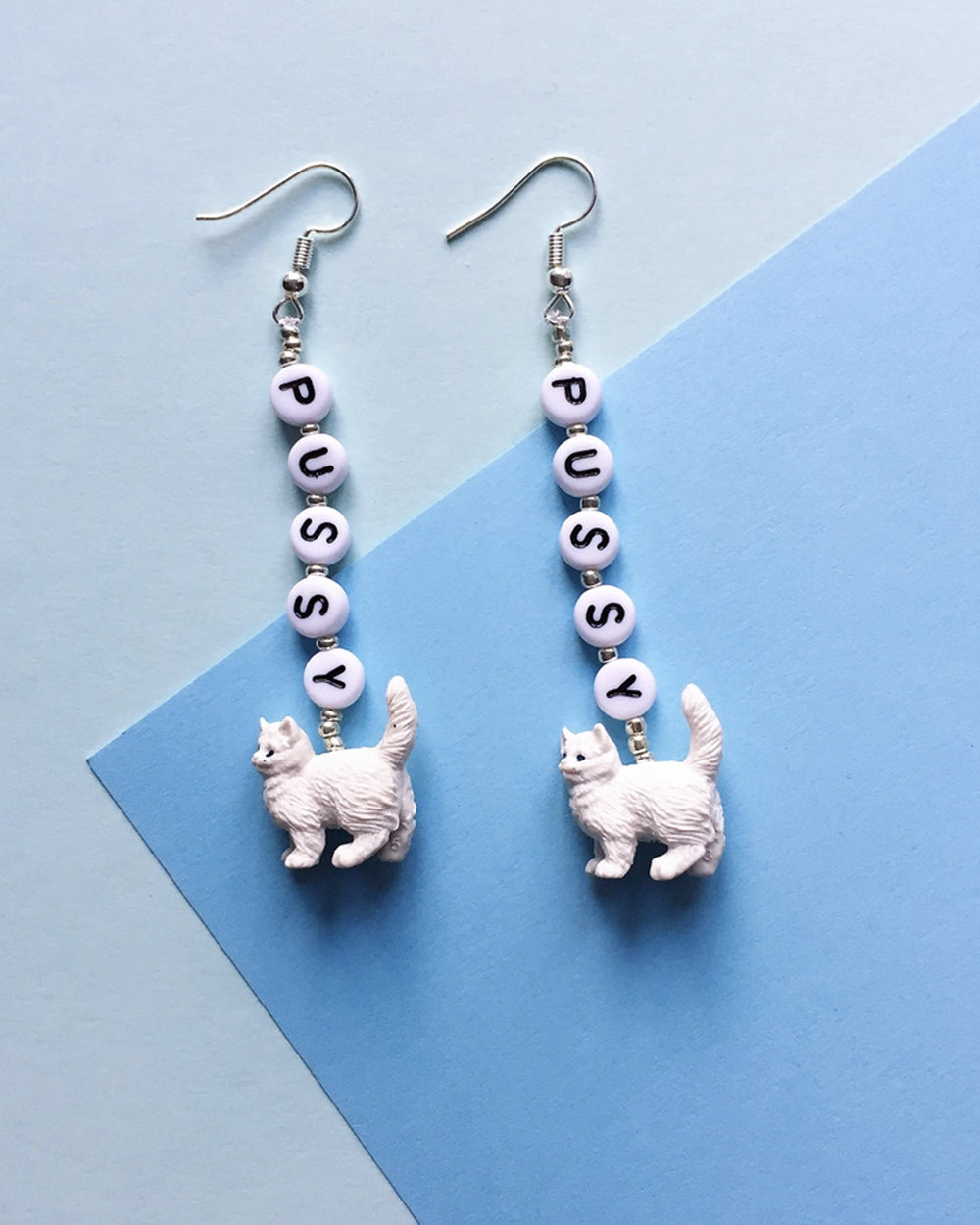 Pussy Earrings