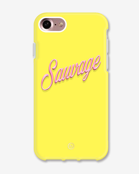 Sauvage (Shockproof Phone Case)