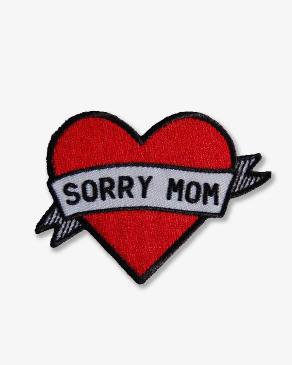 Sorry Mom Patch