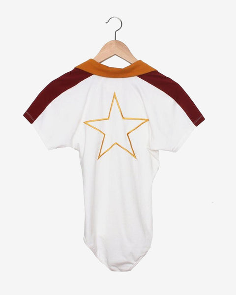 Gold Star Bodysuit