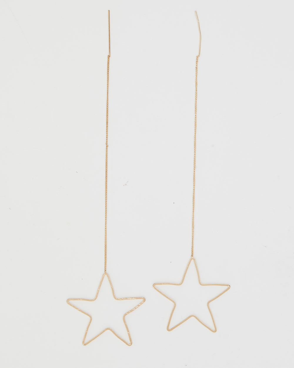 Stars of the Night Drop Earrings