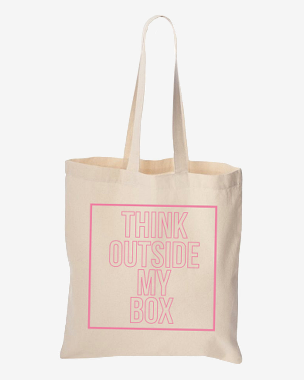 Think Outside My Box Tote