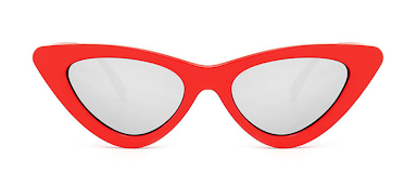 Bulletin Cat Eye Sunglasses