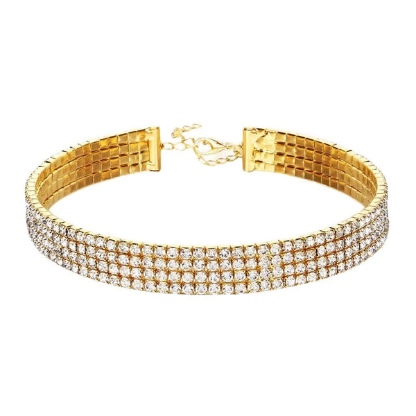 Drippin' Gold Choker