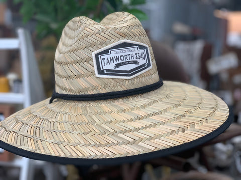Tamworth 2340 Wide Brim Straw Hat