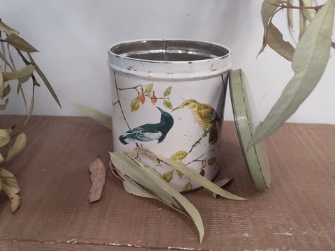 SAGE Bird Canister