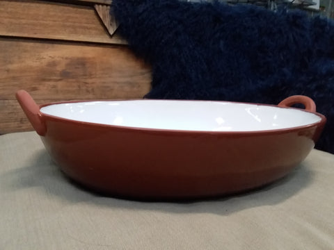 Terra Large OVAL Dish