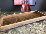 Recycled Timber Tray