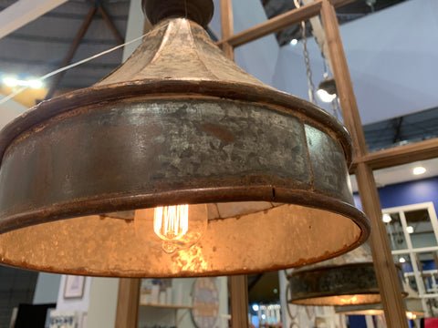 Vintage Gal Pendant Light