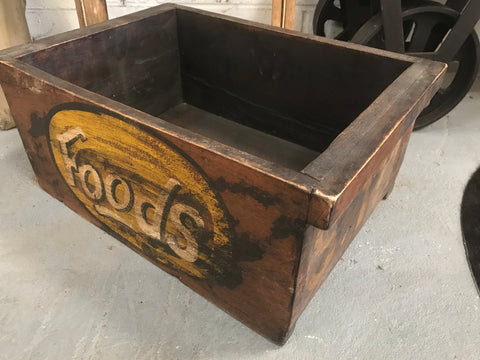 Timber FOODS Box