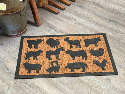 FARMYARD Door Mat