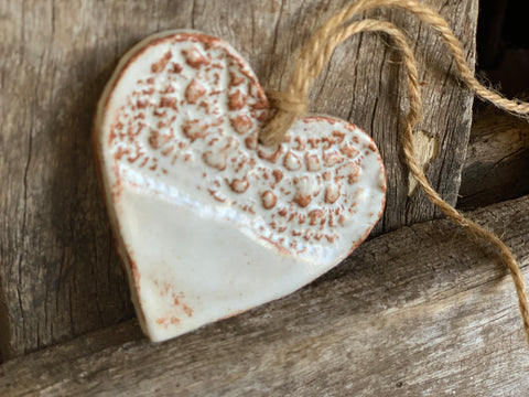 Handmade Heart Decor