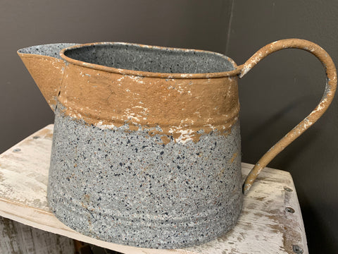 Rustic Watering Can Jug