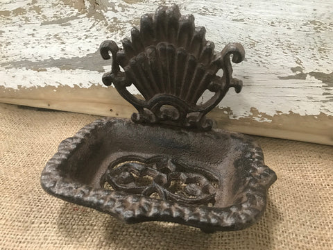 Cast IRON Soap Holder