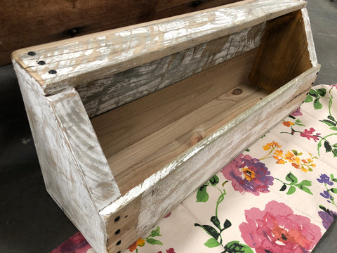 XL Shabby Chic Window Box or BOOT Box