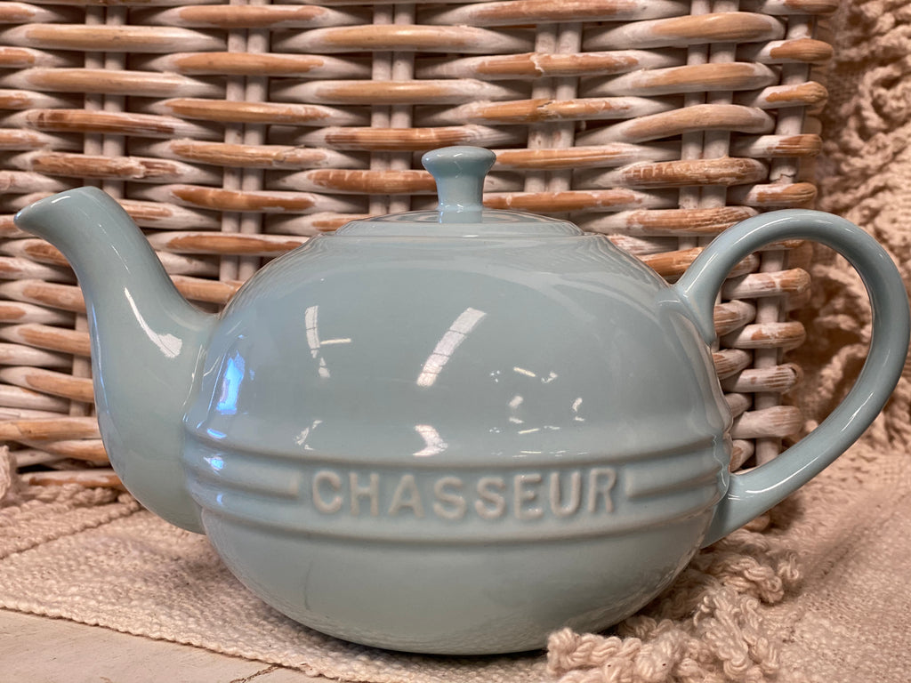 Duck Egg Blue 1.1L Tea Pot